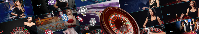 Play Live Roulette on the Go