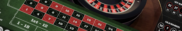 Online roulette variants