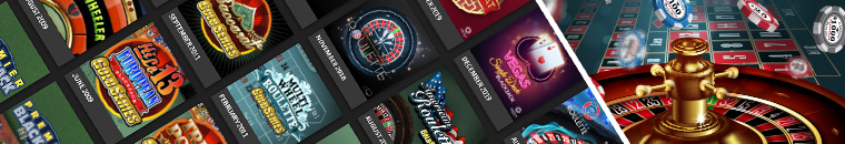 Types of roulette bets